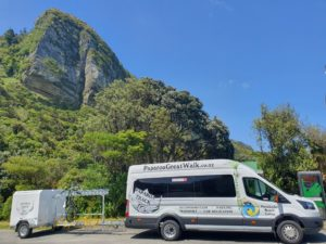 "Punakaiki Beach Camp & The Paparoa Track, ""We are ready!"""