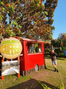 Local Energy Coffee Co, Punakaiki's Newest Business
